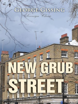 cover image of New Grub Street